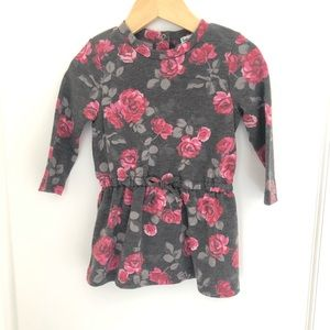 Splendid Floral Dress with Bloomers